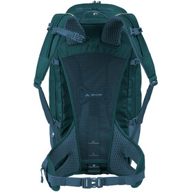 VAUDE Bike Alpin 25+5 Backpack petroleum
